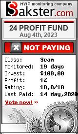 24profitfund.com monitoring by bakster.com