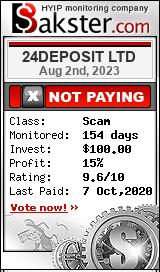 24deposit.com monitoring by bakster.com