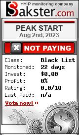 peakstart.net monitoring by bakster.com