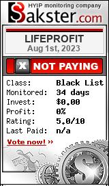 lifeprofit.io monitoring by bakster.com