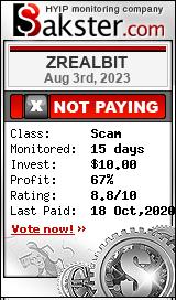 zrealbit.cc monitoring by bakster.com