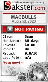 macbulls.com monitoring by bakster.com